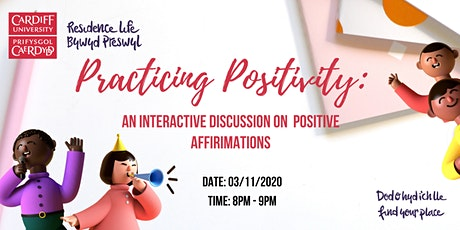 Practicing Positivity: An interactive Discussion on Positive Affirmations tickets
