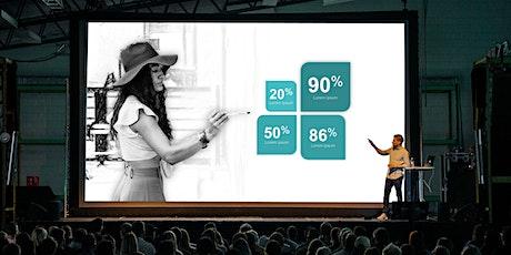 Wie man mit PowerPoint Präsentationen begeistert Tickets