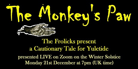 The Monkey's paw tickets