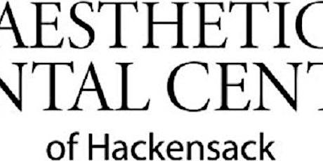 Aesthetic Dental Center of Hackensack tickets