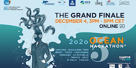 Grande Finale Ocean Hackathon 2020 - Boulogne-sur-Mer billets