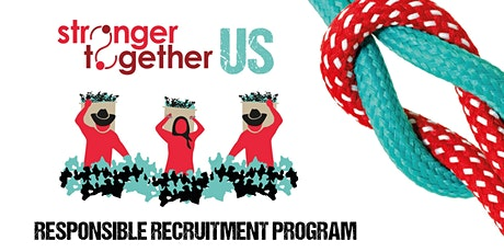 Introduction to Responsible Recruitment for US Fresh Produce | 01/14/2021 tickets