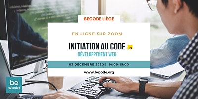 BeCode Liège – Initiation au code