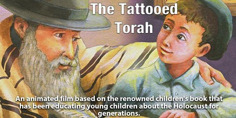 """The Tattooed Torah""online screening and live Q&A tickets"