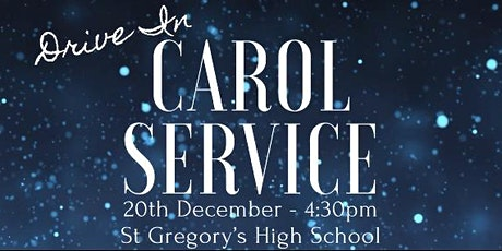 Carol Service - Drive In! tickets