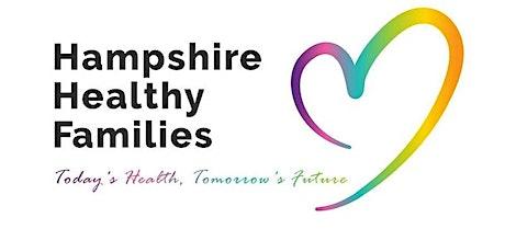 Hampshire HEART Digital Workshop (On 01 Feb 2021) Hampshire (HR) tickets