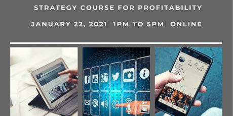 Digital Marketing Strategy Class 2021 tickets