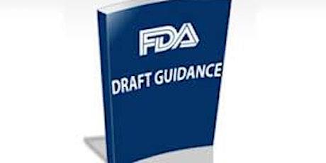 FDA'S RECENT REGULATION ON THE USE OF SOCIAL MEDIA tickets