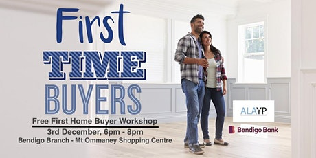 First Home Buyer Workshop tickets