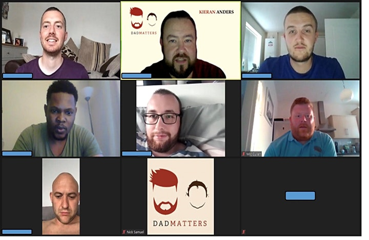 Dad Matters New Dads Group image