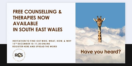 SPOTLIGHT EVENT on In Work Support South East Wales tickets