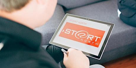 Informationen zu Förderprogrammen für Startups und junge Unternehmen Tickets