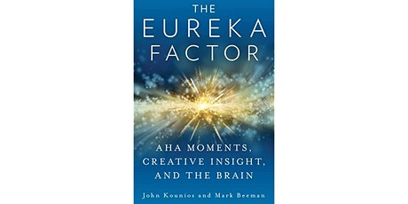 Book Review & Discussion : The Eureka Factor tickets