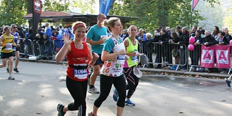The Eve Appeal  Charity Place Application - Royal Parks Half Marathon  2021 tickets