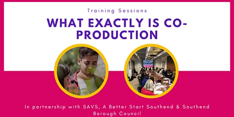 What Exactly is Co-production? tickets