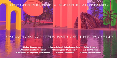 Curator's Tour: Vacation at the End of the World tickets