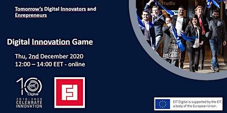 Digital Innovation Game tickets