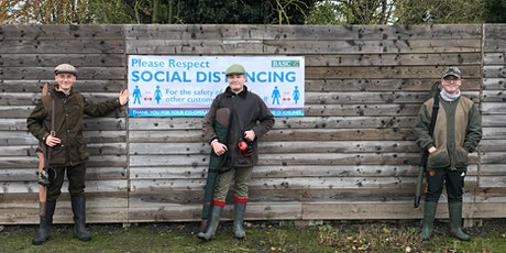 Young Shots Progression Day - Lains Shooting School,  Andover,  SP11 8PX tickets