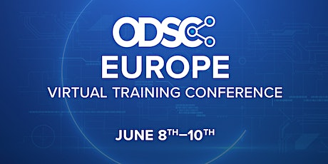 ODSC Europe Virtual Conference 2021 | Kickstart Bootcamp tickets