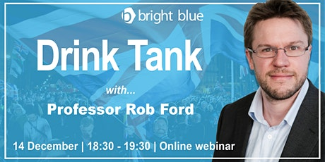 Drink Tank webinar with Rob Ford tickets