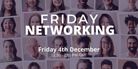 Friday Networking with The Expert Economy tickets