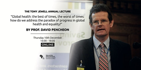 Global health: the best of times, the worst of times tickets