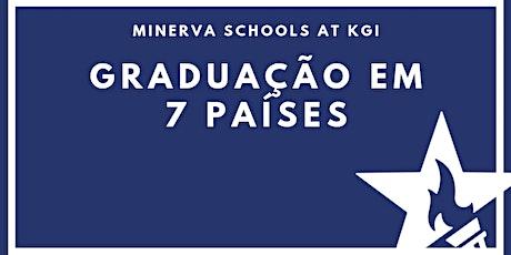 Graduação em 7 países com a Minerva KGI tickets