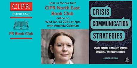 CIPR North East PR Book Club tickets