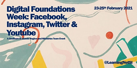 Digital Foundations Week 2021 tickets