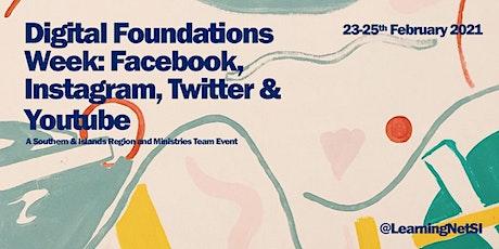 Digital Foundations Week 2021 tickets