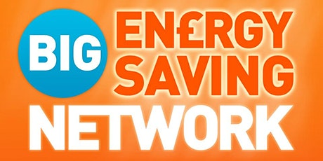 Big Energy Saving Network Coffee Chat tickets