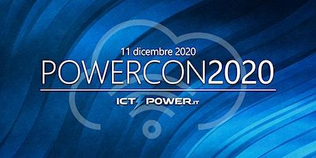 #POWERCON2020 – Nuovi modelli di lavoro nelle aziende biglietti