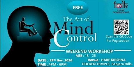 Art of Mind Control tickets