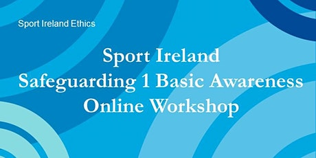 Safeguarding 1 Online Workshop tickets