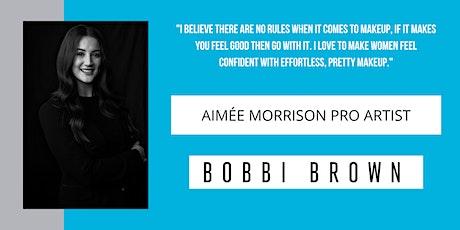 Winter Makeup Masterclass with Bobbi Brown PRO Artist, Aimee Morrison tickets