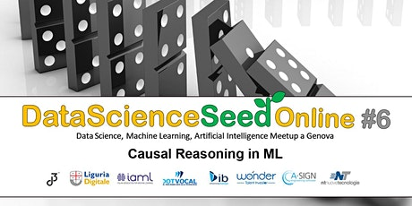DataScienceSeed Online #6 biglietti