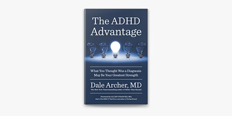 Book Review & Discussion : The ADHD Advantage tickets
