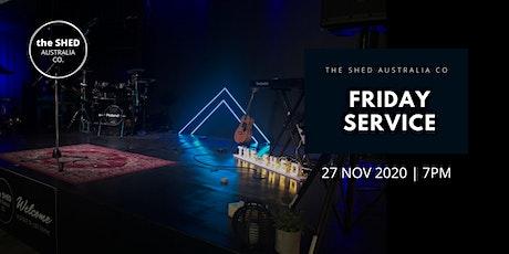 Friday Service  | 27 NOV 2020 tickets