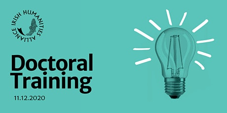Irish Humanities Doctoral Training tickets
