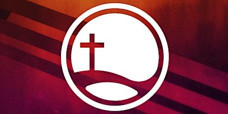Culto presencial 29/11/2020 8h ingressos