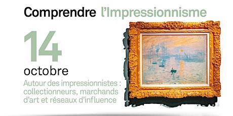 Autour des impressionnistes : collectionneurs, marchands d'art et réseaux billets