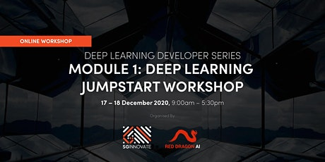 Deep Learning Jumpstart Workshop (17 - 18 December 2020) tickets