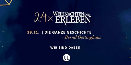 11:00 Uhr Gottesdienst der Urban Lights Church Tickets