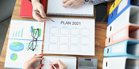 Setting Your Small Charity's Strategic Objectives for 2021 tickets