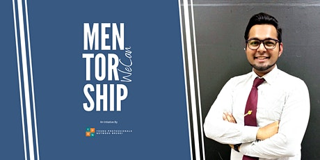 Mentorship WeCan with Md. Ashmeer tickets