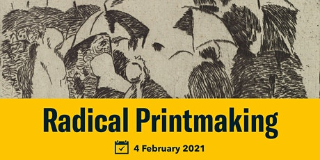 Open Courtauld Hour: Radical Printmaking tickets
