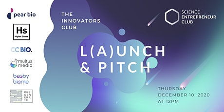 L(A)UNCH & PITCH | Innovators Club - Final Event tickets