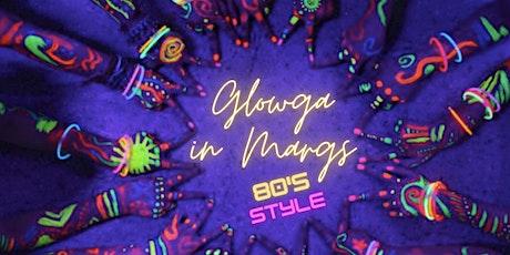 """Glowga"" 80's style ~ a Glow in the dark Yoga class ~ tickets"