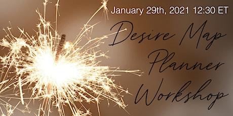 Desire Map Planner Workshop tickets
