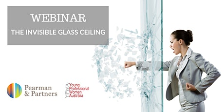 Webinar – The Invisible Ceiling tickets